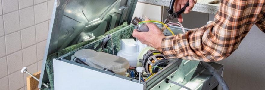 réparer ses appareils d'électroménager
